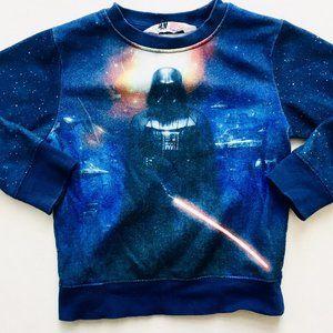 H&M Darth Vader Sweatshirt